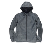 Alder Jacket flint black htr