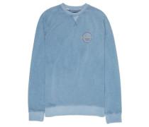 Crossboard Crew Sweater powder blue