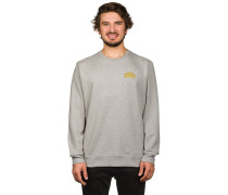 Range Station MW Crew Sweater grau