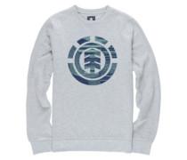 Aesthetic Crew Sweater grey heather