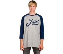 Squad T-Shirt LS heather blue