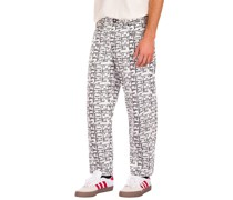 Modown Tapered Jeans print