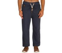 Auf Dicke Hose III Jogging Pants indigo blue melange