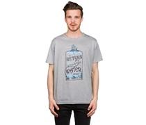 Open Water T-Shirt grau