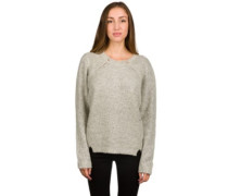 Lysippe Cardigan light grey melange