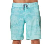 Sun Faded Boardshorts aqua