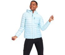 Evergreen Down Hooded Insulated Jacket