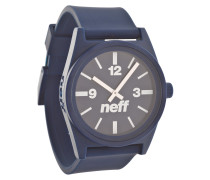 Daily Watch Uhr blau
