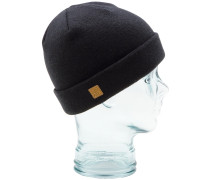 The Harbor Beanie schwarz