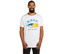 Swim T-Shirt weiß
