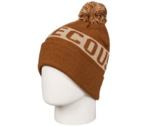 Chester Beanie leather brown