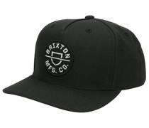 Crest C MP Snapback Cap