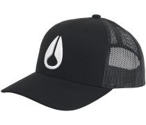 Iconed Trucker Cap white
