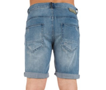 Select Ripped Denim Shorts blue ripped