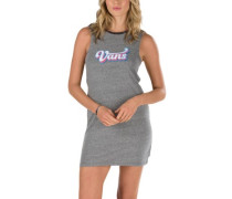 Burnett Dress grey heather