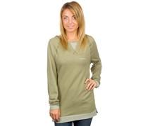 Pocket Sweater grün