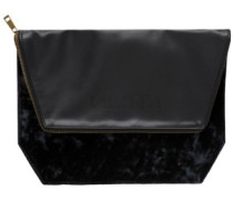 Mountain Ash Clutch Bag black