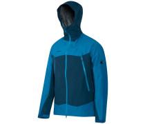 Meron Outdoorjacke blau