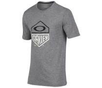 O-Split Hex T-Shirt athletic heather grey