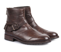 Biker-Boots Trialmaster Blackbrown