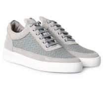 Sneakers Low Top Funt Mesh Grey