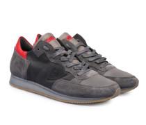 Sneakers Tropez L U Mondial Gris Rouge