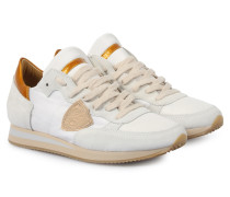 Sneakers Tropez Low White/gold