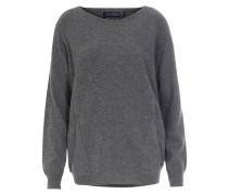 Cashmere-Pullover Smoke Grey