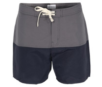 Two-Tone Badeshorts Ennis Charcoal