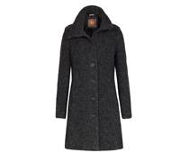 BOSS ORANGE Mantel Okiran Damen Farbe: dunkelgrün