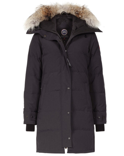 canada goose damen canada goose daunenmantel shelburne parka black damen farbe schwarz reduziert. Black Bedroom Furniture Sets. Home Design Ideas