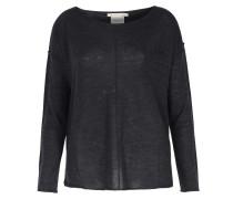Leichter Woll-sweater Mit Brusttasche Maringo