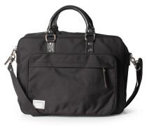 Laptop-bag Pontus Aus Wasserabweisendem Nylon Black
