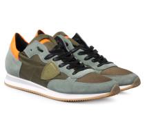 Sneakers Tropez World Oliv Orange