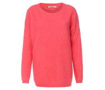 Pullover im Woll-Alpaka-Mix Lipstick