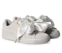 Veloursleder-sneakers Suede Heart Grey Violet