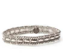 Elastisches Silber Armband