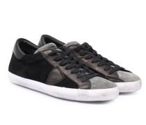 Sneakers Paris L U Mixage Noir