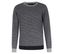 Merino-strickpullover Mit Cashmere Striped