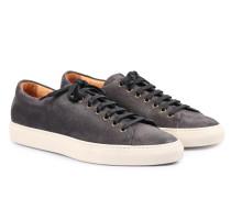 Veloursleder-Sneakers Tanino Lavagna