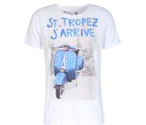 T-shirt St.tropez Pirates Mit Auto-print