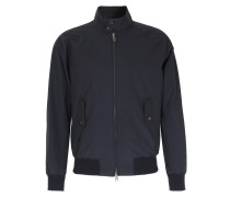 Blouson Modern Classic Harrington Jacket Dark Navy