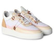 Sneakers Low Top Keiko Beige/Pink