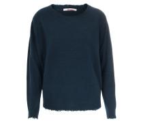 Cashmere-Pullover Smaragd