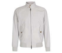 Blouson Modern Classic Harrington Jacket Creme