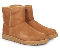 Lammfell-Boots Classic Slim Cory Chestnut