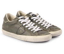 Sneakers Bercy Low U Wash Green