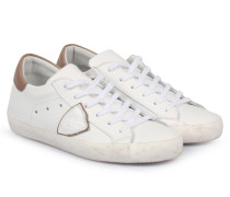 Sneakers Classic Low D Veau White Mud