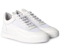 Sneakers Low-top Harness Mesh White