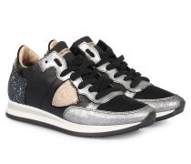 Sneakers Tropez Low Silver
